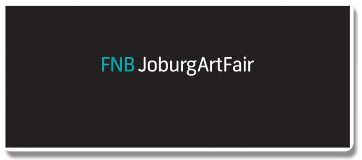 joburg art fair sign