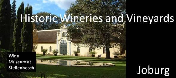 joburg wine museum